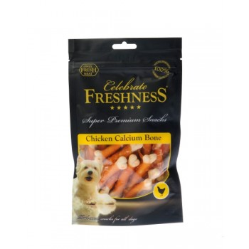 Celebrate Freshness CHICKEN CALCIUM BONE STICKS 100gr