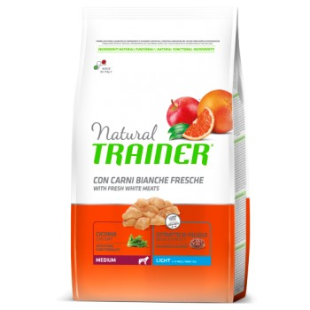 Natural Trainer Medium Light White meat 3kg