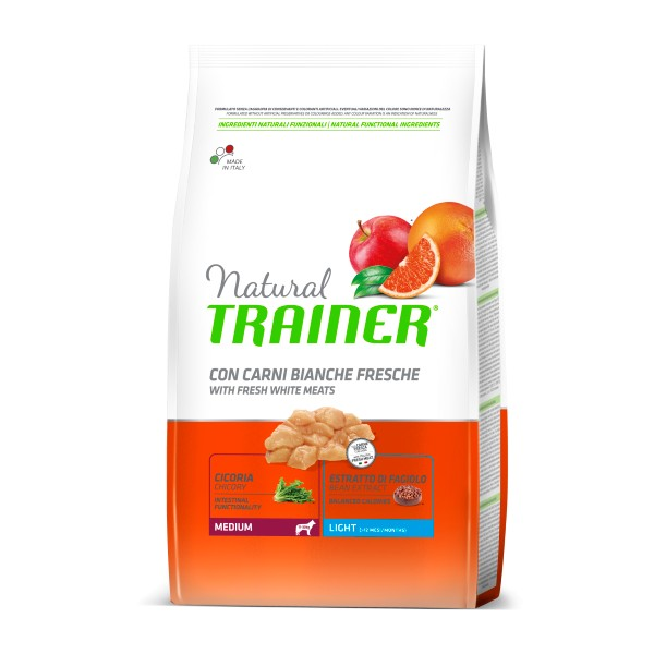 Trainer Natural Medium Light White meat