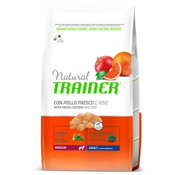 Trainer Natural Medium Adult Chicken & Rice