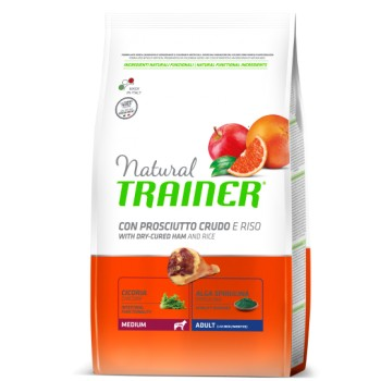 Trainer Natural Medium Adult Proscuitto
