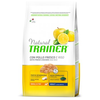 Natural Trainer Mini Adult Fresh Chicken 2kg