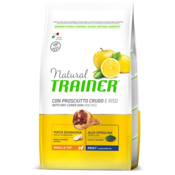 Trainer Natural Mini Adult Prosciutto