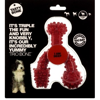 Pet Camelot Nylon Triobone - Large