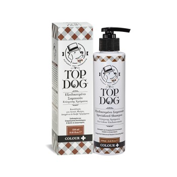 TOP DOG  Colour+ Σαμπουάν 250ml