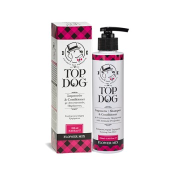 TOP DOG  Flower Mix