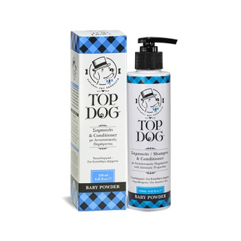 TOP DOG  Baby Powder