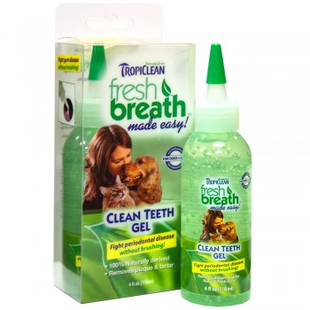 Tropic Clean Fresh Breath Clean Teeth Gel